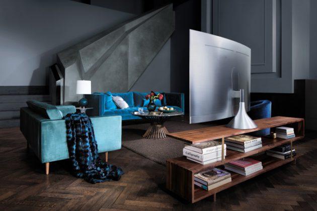 Samsung lanza sus nuevas líneas de televisores premium QLED TV