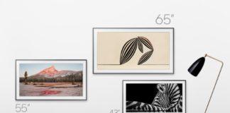 Samsung presentó en IFA nuevos televisores de su línea Premium, The Frame lineup