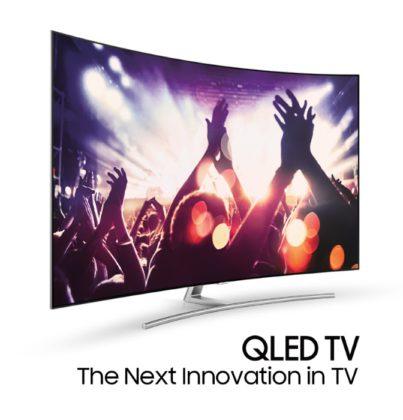 Samsung revoluciona la imagen con QLED TV