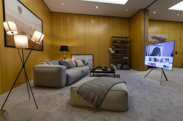 Samsung revoluciona la imagen con QLED TV, imagen lifestyle