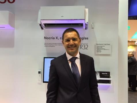 Santiago Perera, director de desarrollo de Eurofred