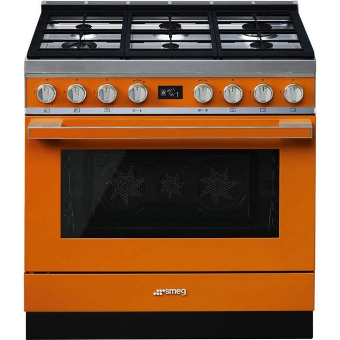 Smeg lanza su nueva colección de cocinas Portofino