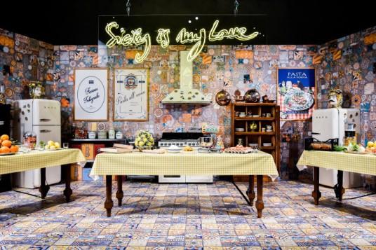 Smeg presenta su nueva colección de PAE �Sicily is my love�, presentación