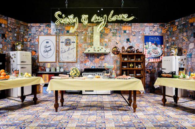 """Smeg presenta su nueva colección de PAE """"Sicily is my love"""", presentación"""