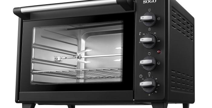 Sogo presenta su nueva colección de hornos, modelo SS-10510