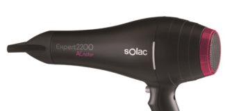 Solac completa su gama de secadores, modelo Expert 2200AC