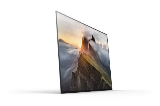 Sony amplía su línea de televisores 4K HDR con las nuevas series X y A, modelo KA_65