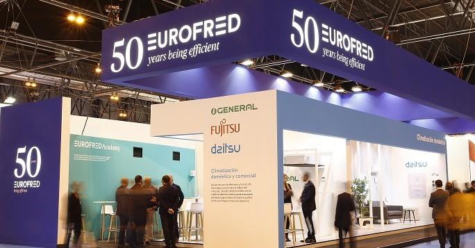 Stand Eurofred en Climatización 2017