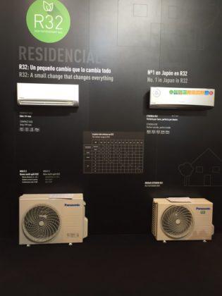 Stand Panasonic Climatización 2017