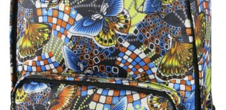 Style Backpack, la mochila más atrevida de E-Vitta