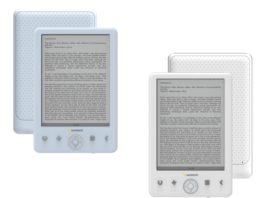 Sunstech renueva su gama de ebooks, modelo EBI8LTOUCH