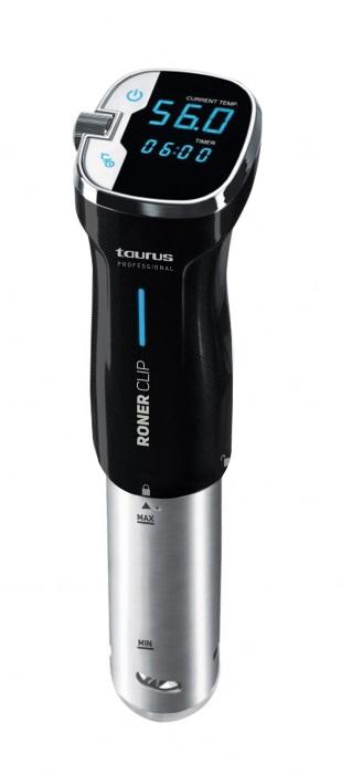 Taurus cocina a baja temperatura con Roner Clip