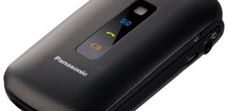 Teléfono móvil Panasonic KX-TU329EXME