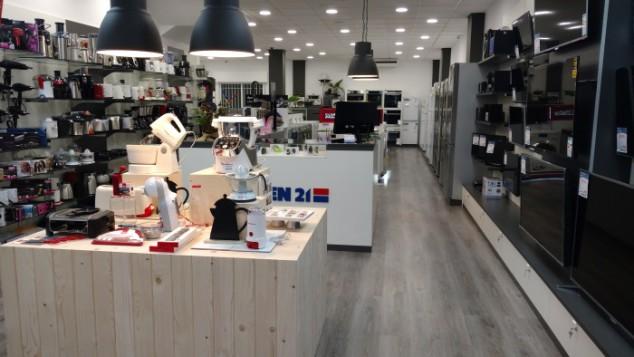 Tien 21 abre una nueva tienda en Pontevedra, interior