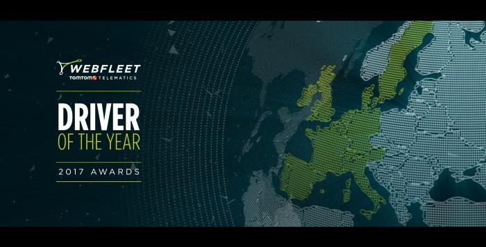 """TomTom pone en marcha la primera edición de los premios """"Driver of the Year"""""""