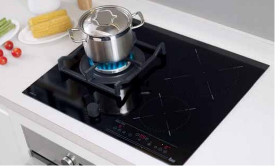 Twin ig 620 1g de teka - Placas de cocina de gas ...