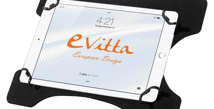 Universal Headrest Mount de E-Vitta, para disfrutar del tablet en viajes