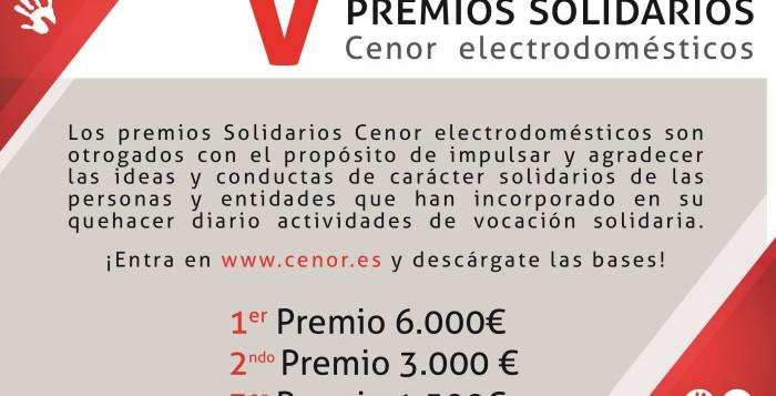 V Solidarios Cenor electrodomésticos