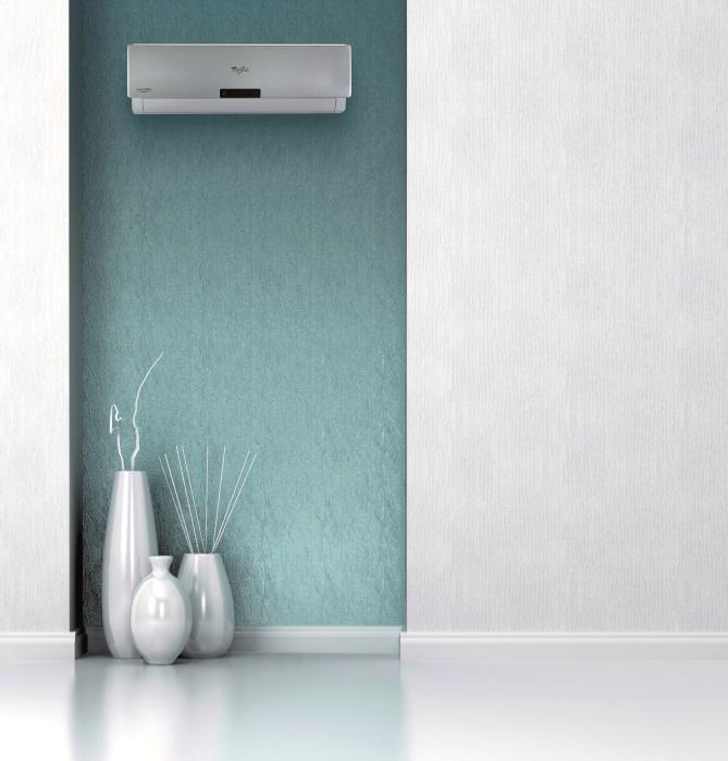 Whirlpool presenta su nueva gama de aire acondicionado