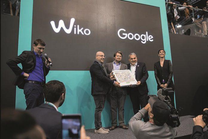 Wiko, galardonada en la primera edición de los premios Google Android Award