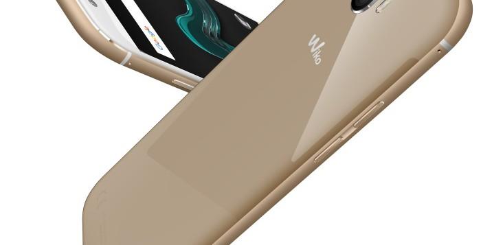 Wiko lanza WIM, su smartphone más premium, WIM oro