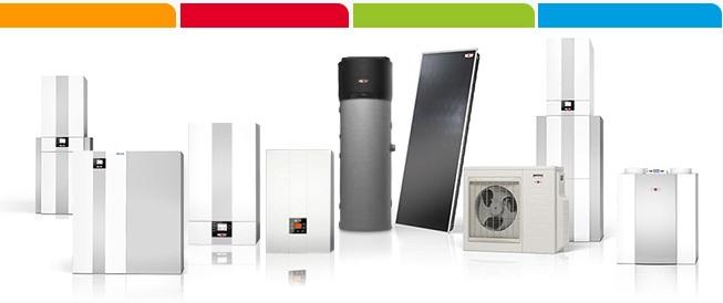 Wolf presenta su nueva tarifa general de calefacción y ventilación, imagen gama productos