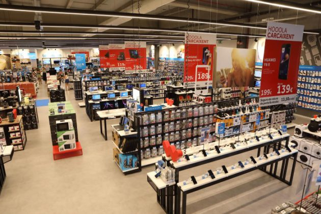 Worten inaugura tienda en Valencia,