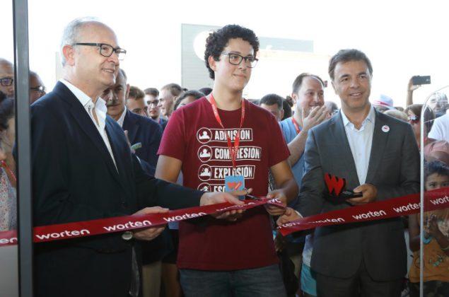 Worten inaugura tienda en Valencia