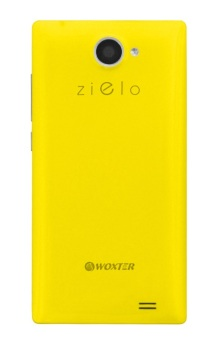 Woxter Z420HD parte trasera