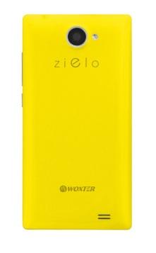 Woxter Z420HD parte trasera