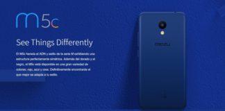 Ya está disponible en el mercado el Meizu M5c